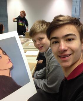 Oskaras K., Grade 10 student,